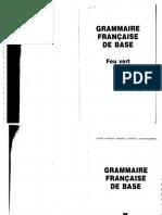 Grammaire Fran_aise Feu Vert