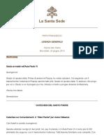 Francesco - Dieci Parole Per Vivere l'Alleanza