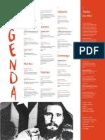 agenda diseñada