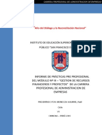 Informe III Modulo