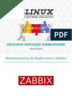 Slides Gerenciar Front-End e Configurações Iniciais Do Zabbix