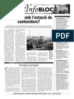 InfoBLOC - EL PUNT- Juliol 2007