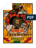 Emancipation Day Booklet
