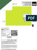 Hatz Parts 1b20 1b27 1b30 Diesel Sp