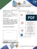 Anexo - Formato Preinformes e Informes