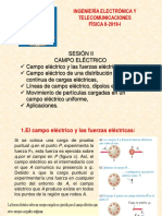 SESION II CAMPO ELECTRICO .ppt