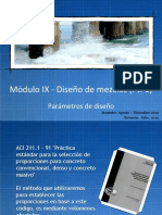 Módulo 9 - Diseño (Pt. 1 parametros) Julio 2019.pdf