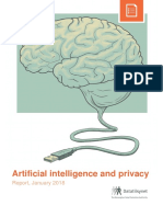Ai and Privacy