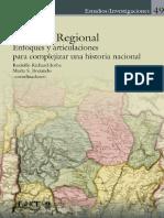 Historial Regional