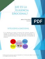 Que Es La Inteligencia Emocional (Autocuidado)