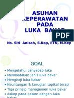 Pert. 14 Manajemen Luka Bakar