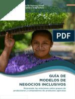 Modelo de Negocios Inclusivos FAO