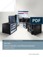 Catalog Power Quality and Measurements