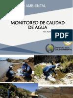 Modulo 1 Monitoreo de Calidad de Agua