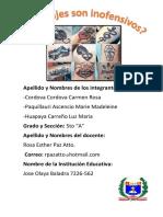Folder de Los Tatuajes