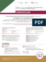 Convocatoria Conecta Empleo-2