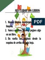 Como cuidar los libros