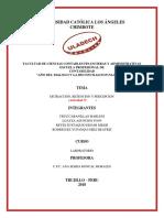 Régimen Del Impuesto General a Las Ventas