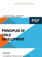 PPT Session 1 Principles of Child Development