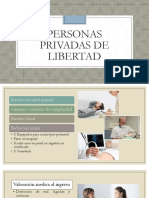 PROTOCOLOS PARA PERSONAS PRIVADAS DE LIBERTAD