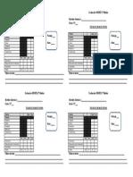 Evaluación MEMES IV