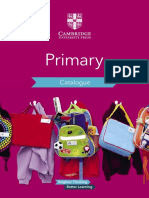 Cambridge Primary Catalog
