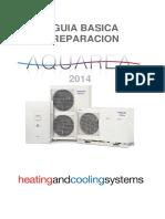 AIRE PANASONIC INVERTER Aquarea GUIA BASICA REPARACION_2014 v3.pdf