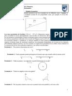 Matemáticas geometría