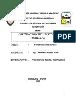 Vivero Forestal -Villavicencio