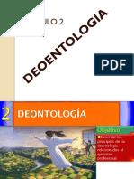 TEMA 3 Deontología