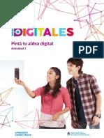 SD Cap 8 Pintá Tu Aldea Digital Act 2