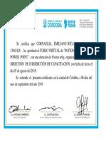 Certificados de Cursos Realizados (9)