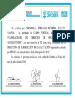 Certificados de Cursos Realizados (6)