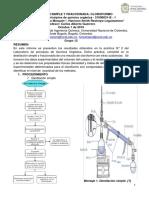 Informe 2_ Destilación Simple y Fraccionada