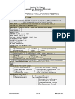 018 Research Proposal Template