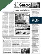 InfoBLOC - El Punt de Silla - Setembre 2007