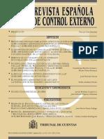 Revista Española de Control Externo