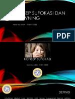 Konsep Sufokasi & Drowning