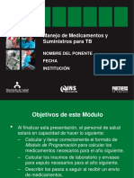 Presentacion 4-Medicamentos - Tb