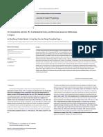 (Z) -9-tetradecenal como una feromona sexual en Helicoverpa