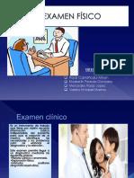 Examen Clinico Expo