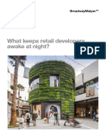 What Keeps Retail Developers Awake at Night Retail 2016