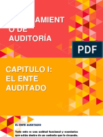Planeamiento de Auditoria ( Capitulo i) Power Point