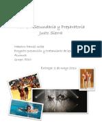 Proyecto Final de Educacion Fisica