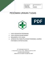 Pedoman Uraian Tugas-1