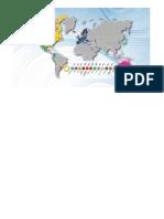 Mapas de Comercio