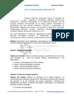 Diplomado en TCC Informe Completo 5