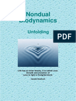 Nondual Biodynamics Unfolding