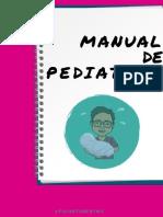 Manual de Pediatría @Fisiostudentmx