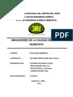 Informe 2 evaluaciónINDICADORES